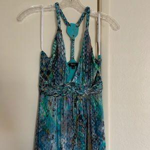 Sky Maxi Dress, sz L